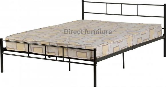 """Devon 4'6"""" Bed"""