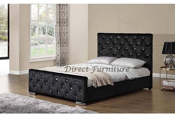 Velvet Bed
