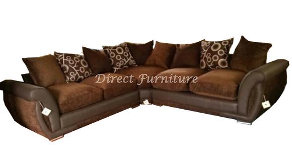 Shannon 2c2 Corner Sofa