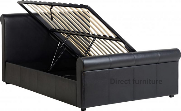 "Franklin 4'6"" Storage Bed"