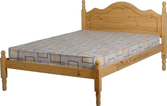 """Sol 4'6"""" Bed"""