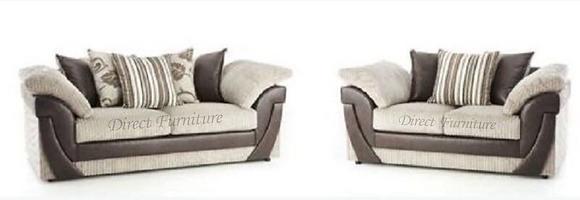 3+2 Lush Sofa