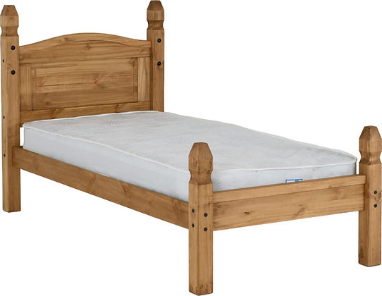Corona 3ft Bed Low Footend