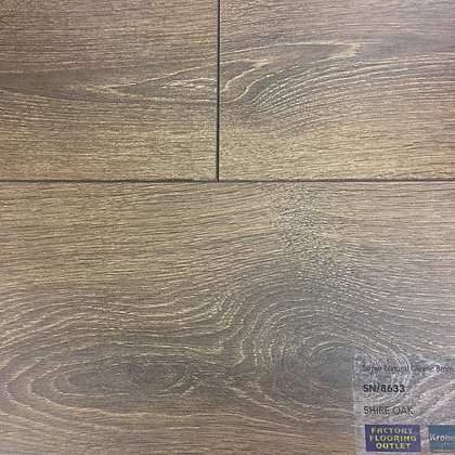 Super Natural Classic 8mm in Shire Oak