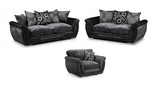 3+2+1 Shannon Sofa