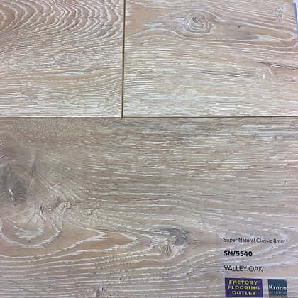 Super Natural Classic 8mm in Valley Oak