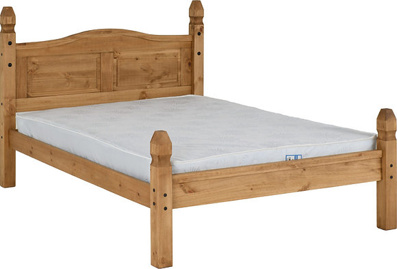Corona 4.6ft Bed High Footend