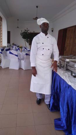 Alex de Bell traiteur Yaoundé Cameroun