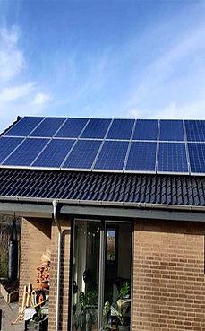 10KW Solar System Complete On Grid (Panels + Growatt Inverter +  Dual MPPT)