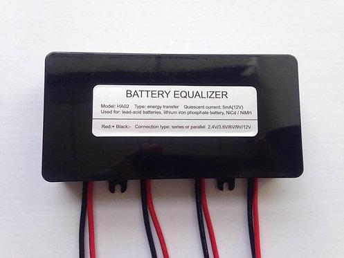 Battery Equalizer & Balancer  for 4pcs 12V  for 48V Battery System Solar System
