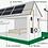 Thumbnail: 2HP  Solar Inverter Air Conditioner AC/DC Hybrid Type