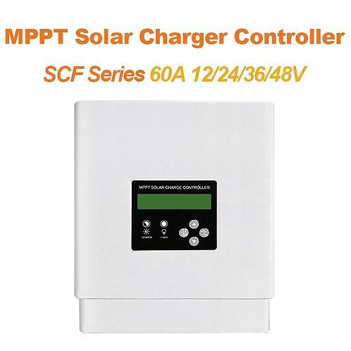 MPPT Solar Controller+ Solar Charger+ Battery Charger + Back-Light LCD Regulator