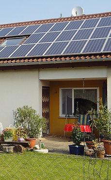 2.5KW Solaranlage netzgekoppelt (300W Solarmodule + 2.5kW Wechselrichter + Dual MPPT )