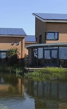 5KW-Solarsystem - Netzgekoppelt ( Solarmodule + Hybrid-Wechselrichter + MPPT)