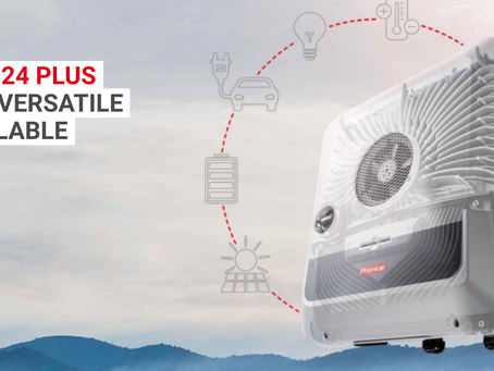 THE UNIQUELY VERSATILE HYBRID INVERTER WITH INTEGRATED BACKUP POWER