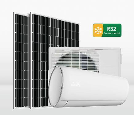 2HP  Solar Inverter Air Conditioner AC/DC Hybrid Type