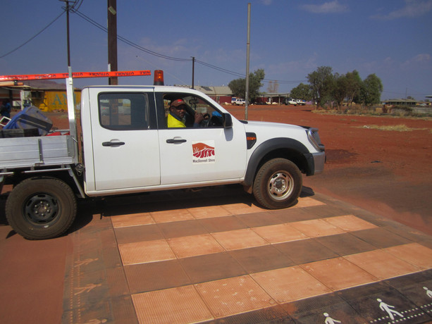 COUNTRY & REMOTE AREA ROAD SAFETY