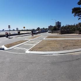 traffic calming australia rubber kerb.jp