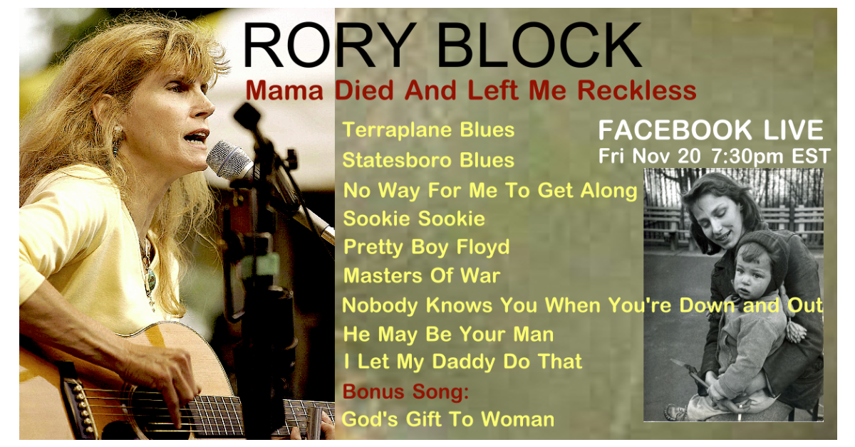 #63 Mama Died And Left Me Reckless (wix)