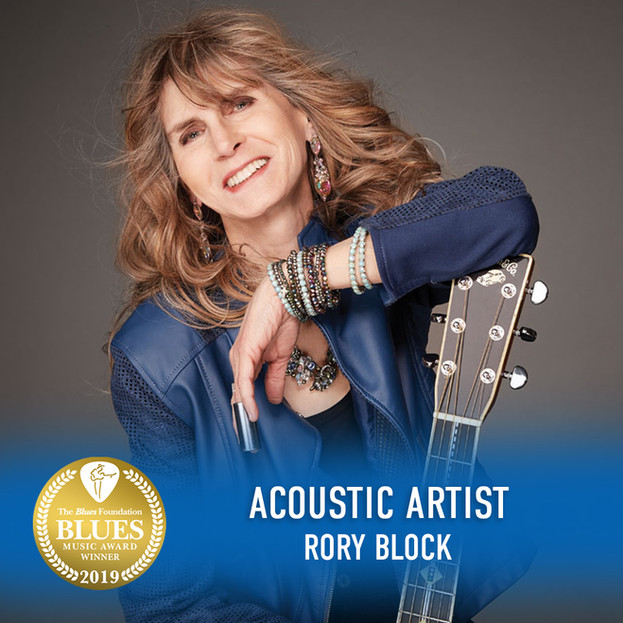 2019 ACOUSTIC ARTIST OF THE YEAR