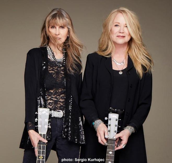 Rory Block & Cindy Cashdollar SISTERS OF SLIDE