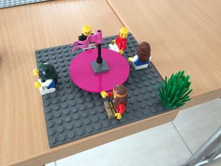 Des briques LEGO® pour relever des défis ... en entreprise