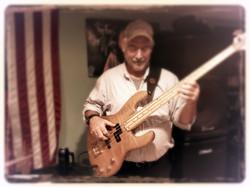 Josh Powers- Bass