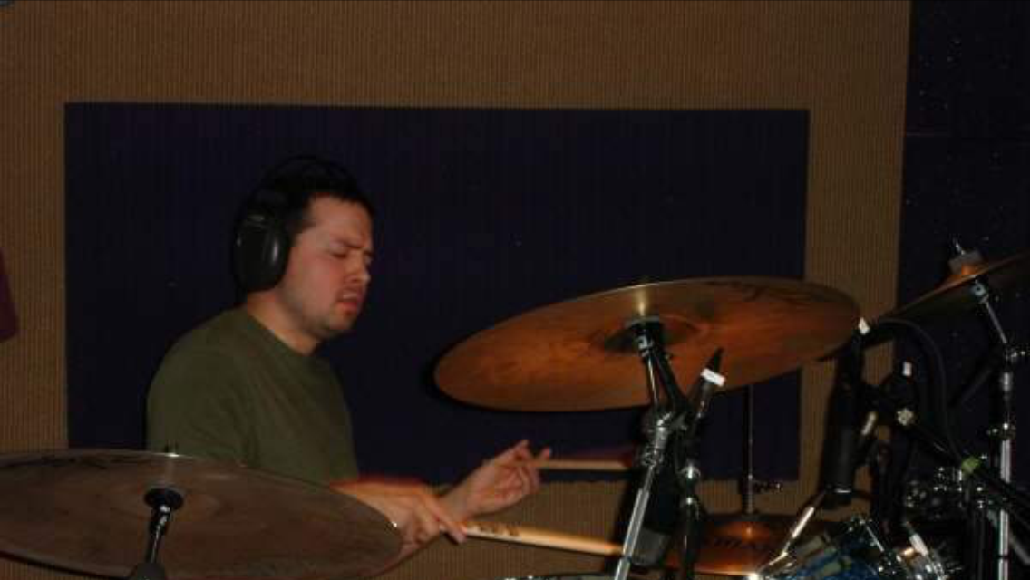 Kris Koch-Drums