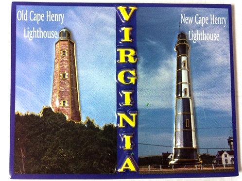 30010 - Pop Up Magnet VB Cape Henry