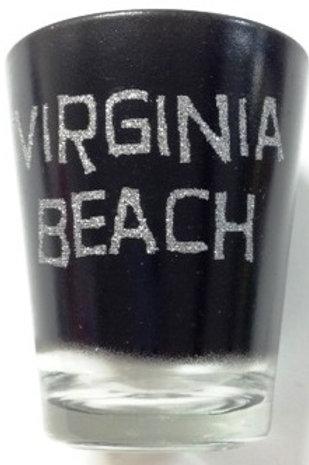 30324 - Sparkle Shot Glass VB Black