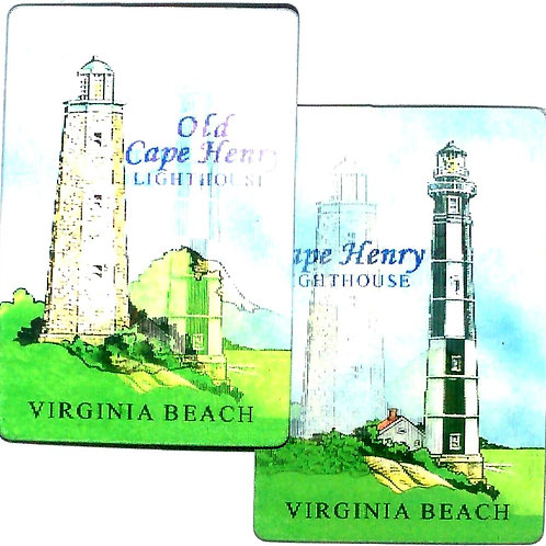 30011 - Holographic Magnet Cape Henry