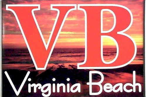 30611 - Photo Magnet VB Sunrise