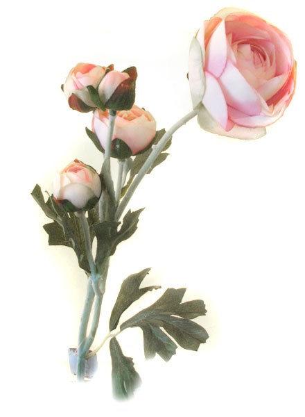 Ранункулус темно-розовый, Top Art Studio, HAF0353-TA