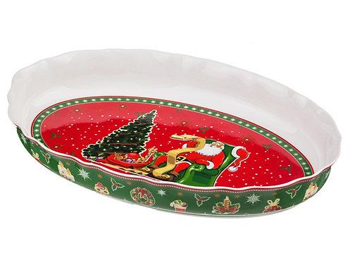 """Блюдо""""Christmas Collection"""", 86-2101"""