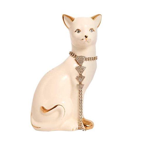 "Фигурка ""Кошка с цепочкой"", 456-910"