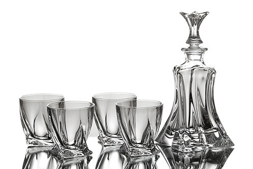 "Набор для виски 7пр. ""Флорал"", «Bohemia», 669-027"