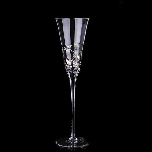 """Набор бокалов для шампанского """"Платина"""", «Top Line», H285"""