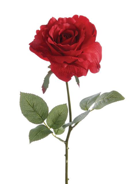 """Роза """"Амелия"""" красная, Top Art Studio, 11588RED"""