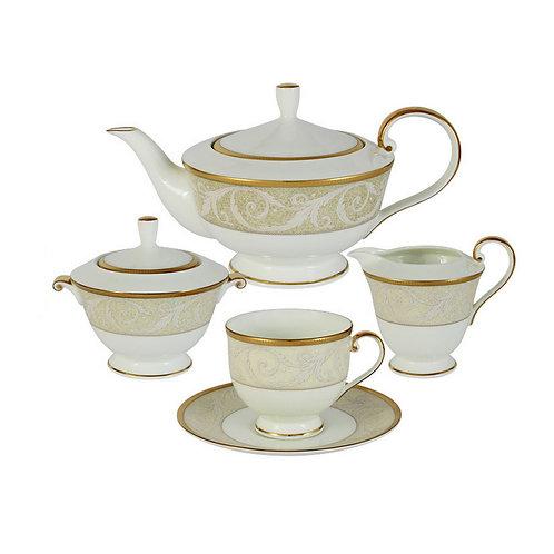 """Чайный сервиз, 17пр., """"Ноктюрн"""", «Narumi», 50685-52302"""