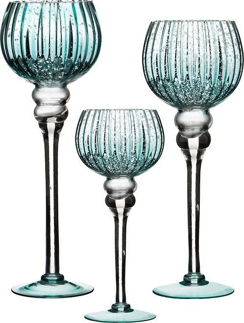 Комплект ваз Lefard, 3 штуки, высота 30/35/40 см.