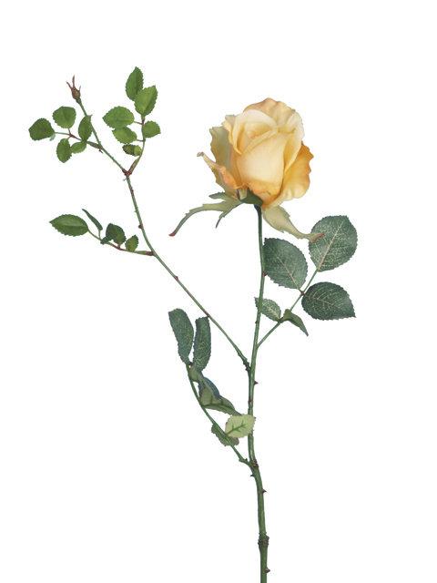 """Роза """"Алиса"""" лимонная, Top Art Studio, 11576LE"""
