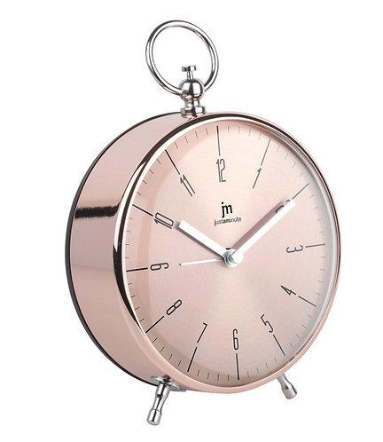 Настольные часы Lowell, с будильником.