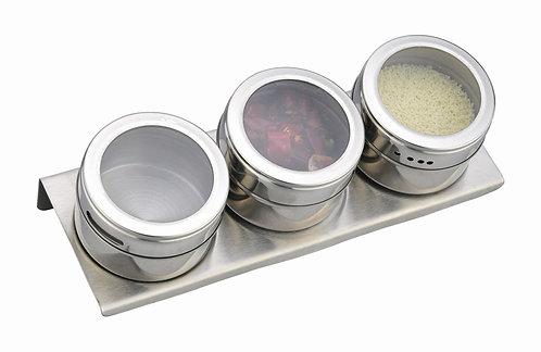 Набор для специй на магнитах , 912-005