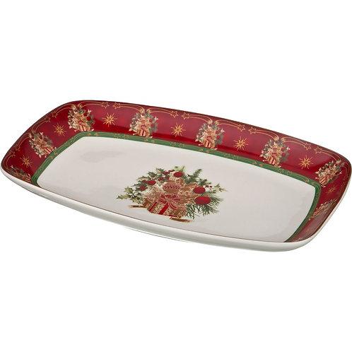 "Блюдо Lefard ""Christmas Collection"", 30 x 19 см."