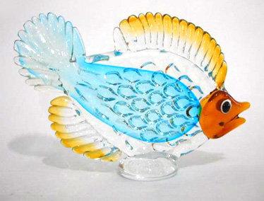 "Фигурка ""Голубая рыбка"", Top Art Studio, ZB1541-TA"