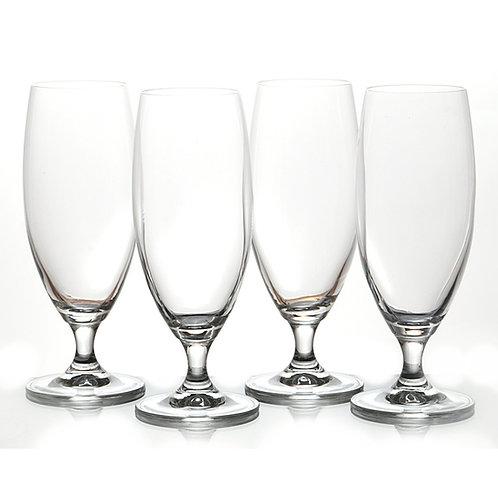 Набор бокалов для пива, 380мл., «Bohemia», 674-167
