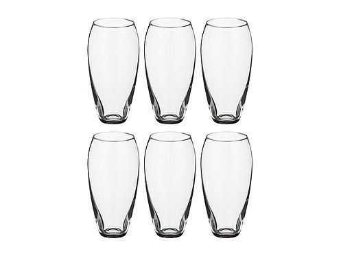 """Набор стаканов, 470мл., """"Сесилия"""", «Bohemia», 669-045"""