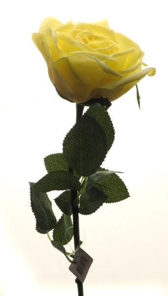 """Роза """"Гран При"""" ярко-желтая, Top Art Studio, WAF0939-TA"""
