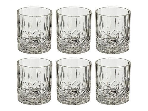 """Набор стаканов, 200мл., """"Аксель"""", 185-525"""