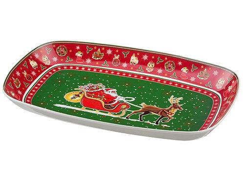 """Блюдо""""Christmas Collection"""", 86-2121"""